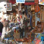 I Marrakech medina