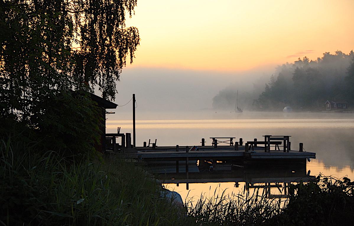 Blidö, Sverige
