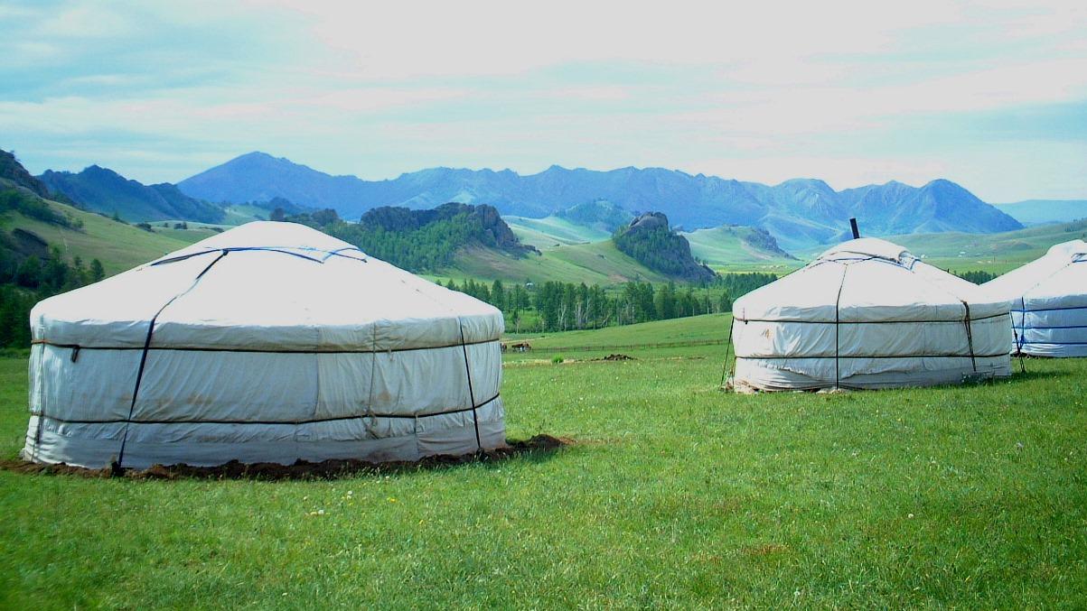 Mongolisk stäpp