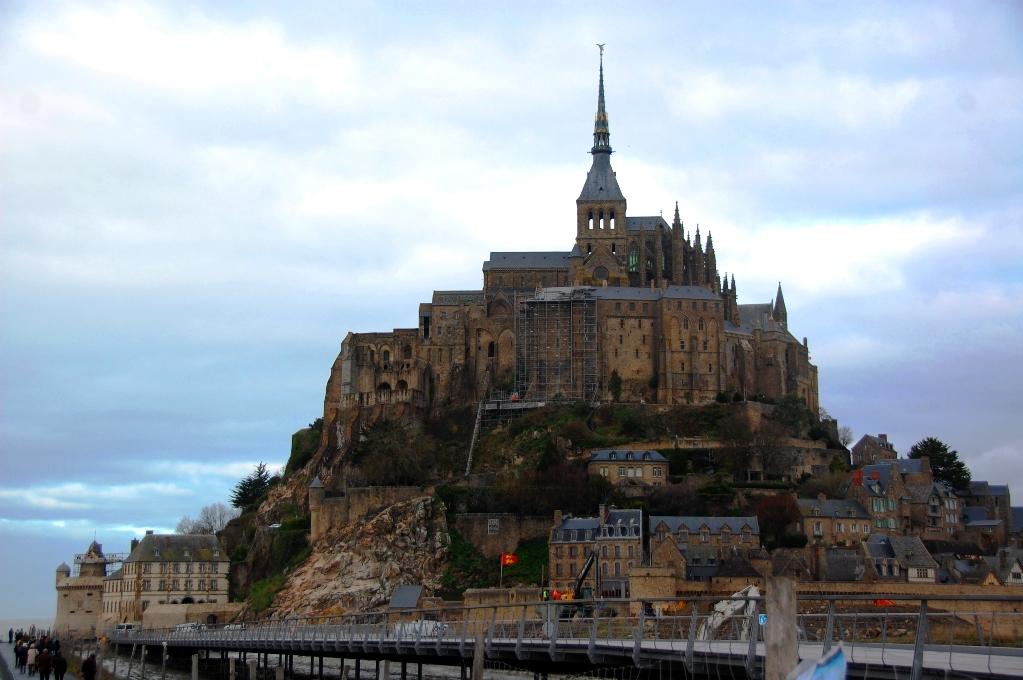 Restips för Frankrike: Mont Saint Michel