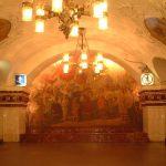 Stopp längs Transsibiriska