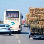 Storstäder och motorvägar i Albanien