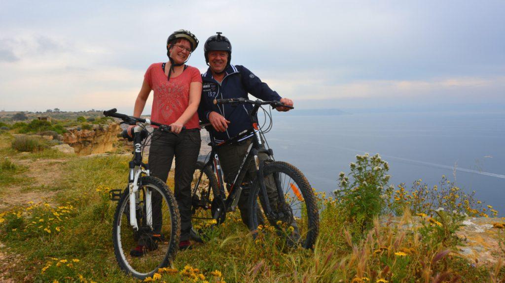 Mountainbike Gozo