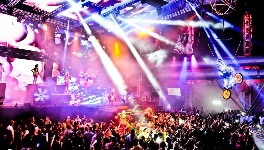 NIGHT Discoteca Privilege - FU