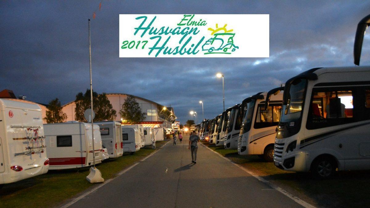 Elmia - årets stora campingest