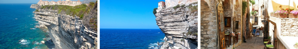 Frankrike, Korsika, Bonifacio