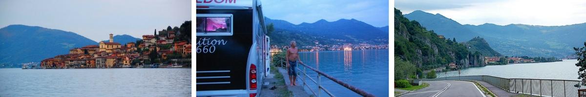 Italien, Lago D'Iseo