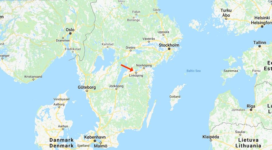 Sverige, Linköping