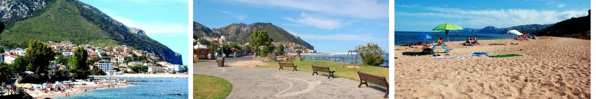 Italien, Sardinien, Cala Gonone