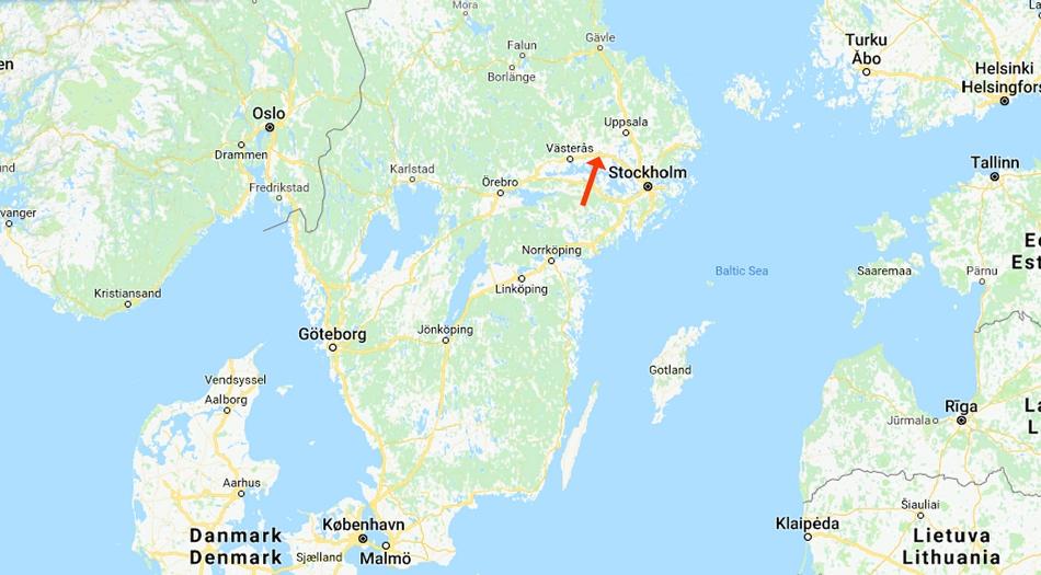 Enköping, Bredsands camping