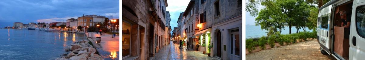 Kroatien, Porec