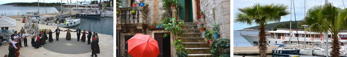 Kroatien, Trogir