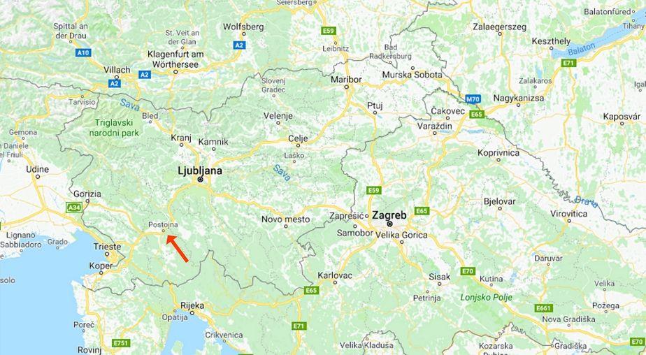 Postojna Slovenien