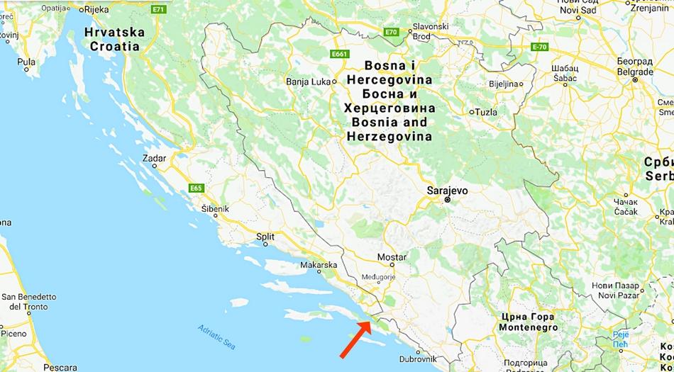 Bosnien, Neum