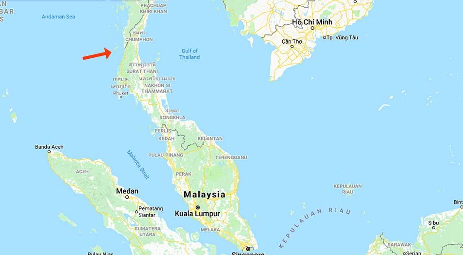 Malaysia, Langkawi