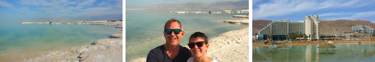 Israel, Döda havet