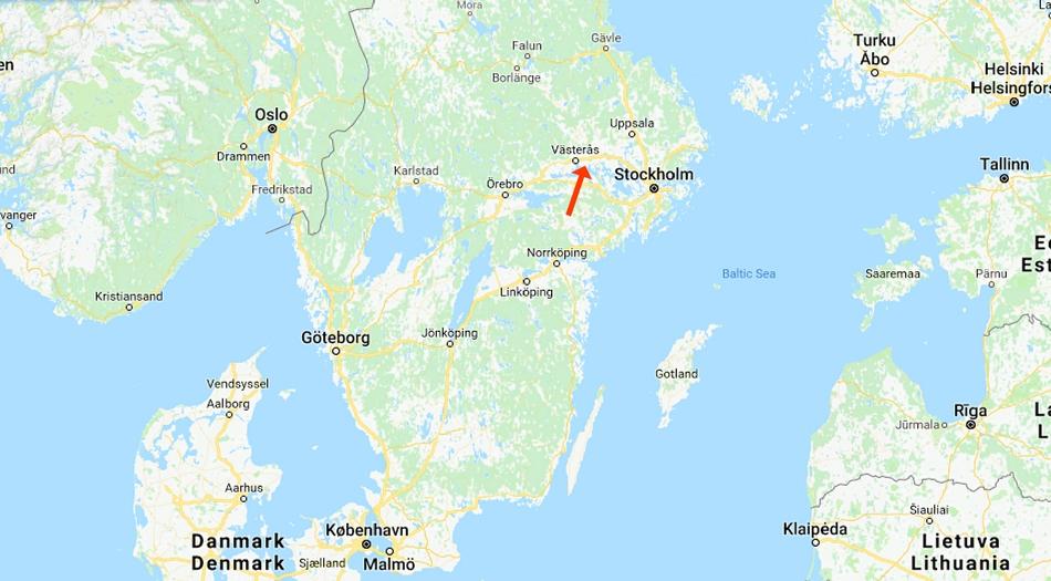 Västerås, Mälarcamp