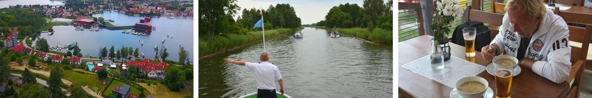 Polen, Masuriska sjöarna