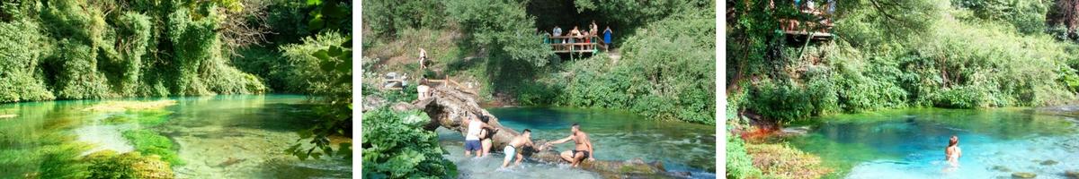 Albanien, Blue Eye