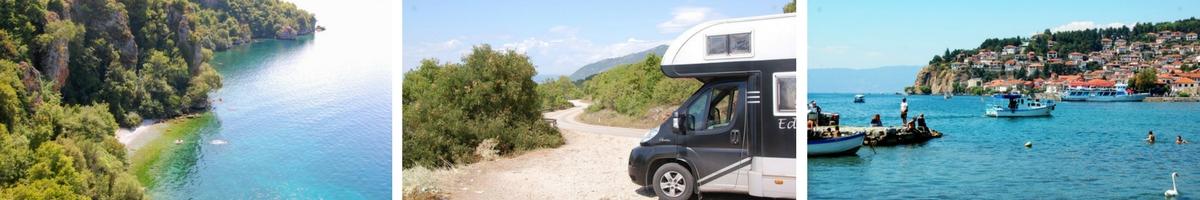 Makedonien, Runt Ohrid