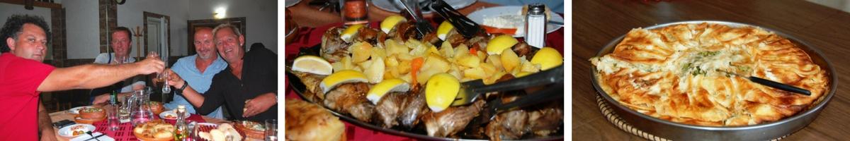 Makedonien, mat och kultur