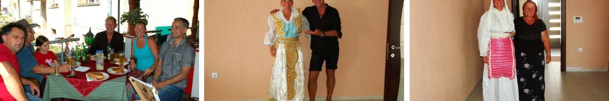Makedonien, Albanska Bröllopskläder