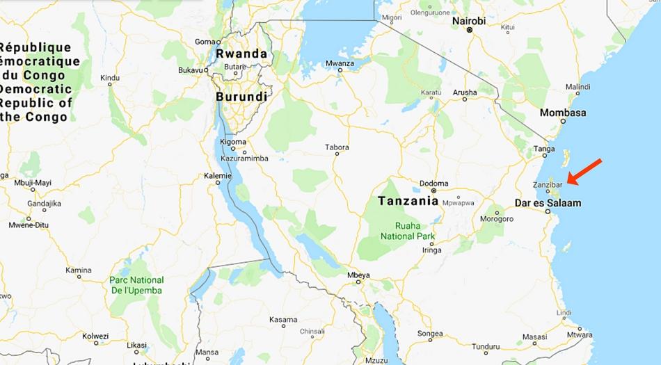 Tanzania, Zanzibar