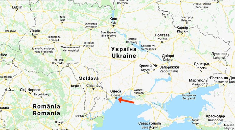 Ukraina, Odessa