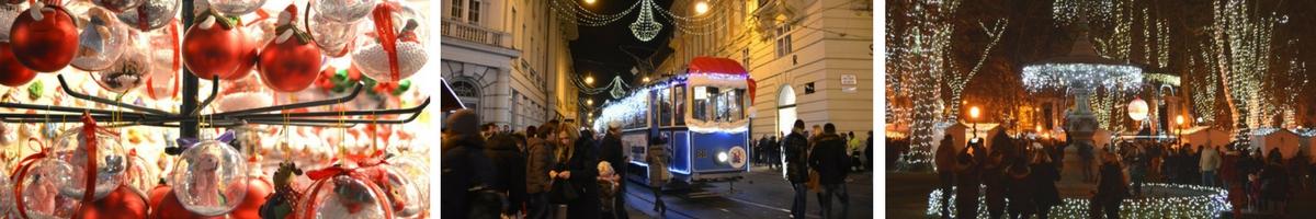 Kroatien, Zagreb, jul
