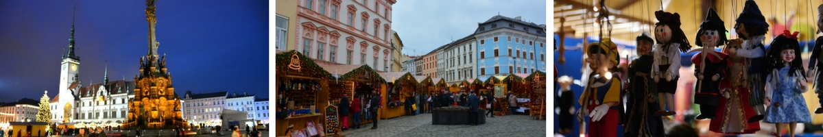 Tjeckien, Olomouc