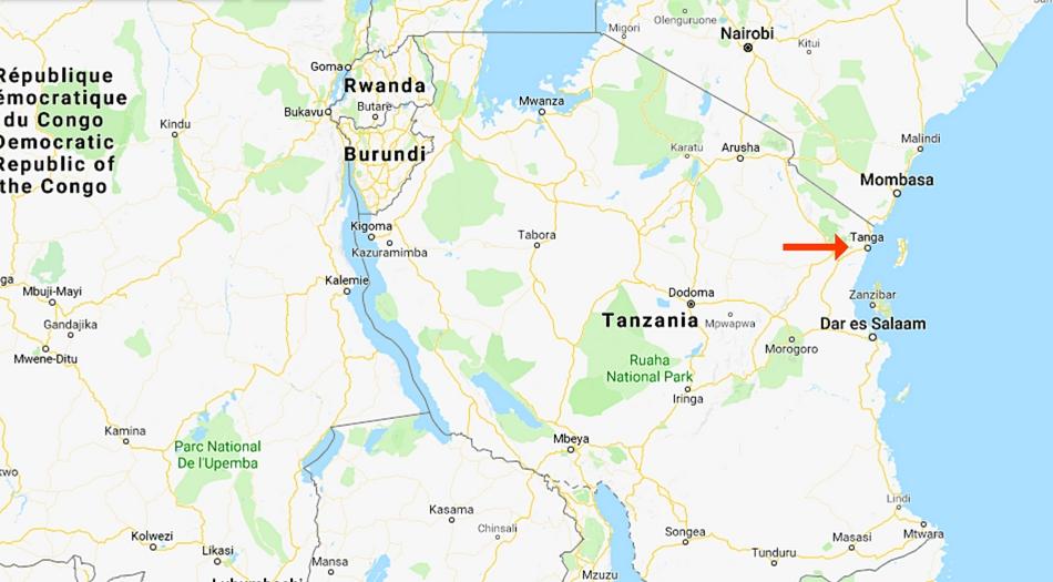Tanzania, Tanga
