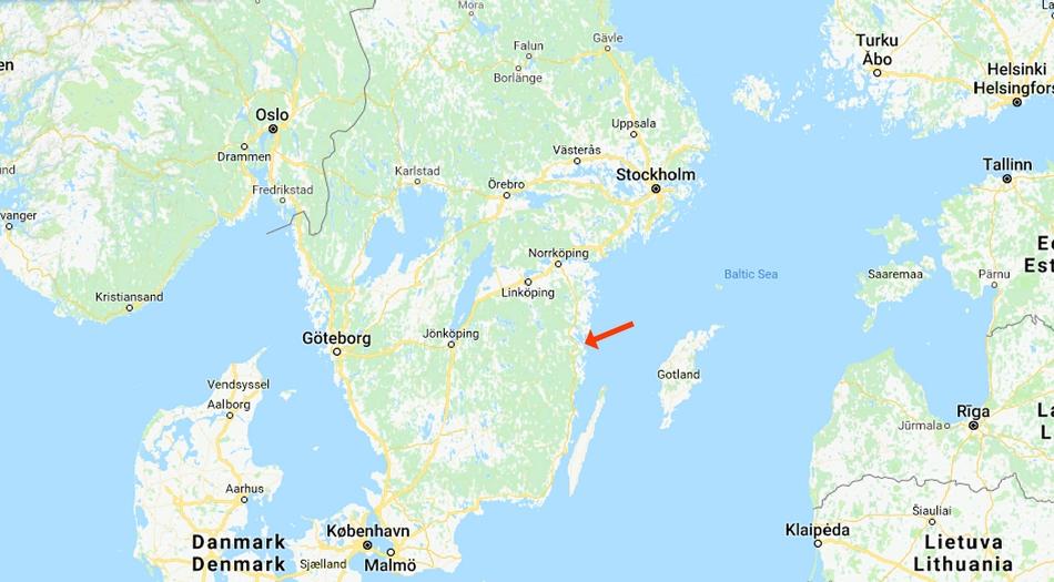 Västervik, Lysingsbadet