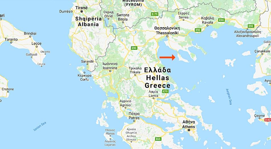 Grekland, kassandra