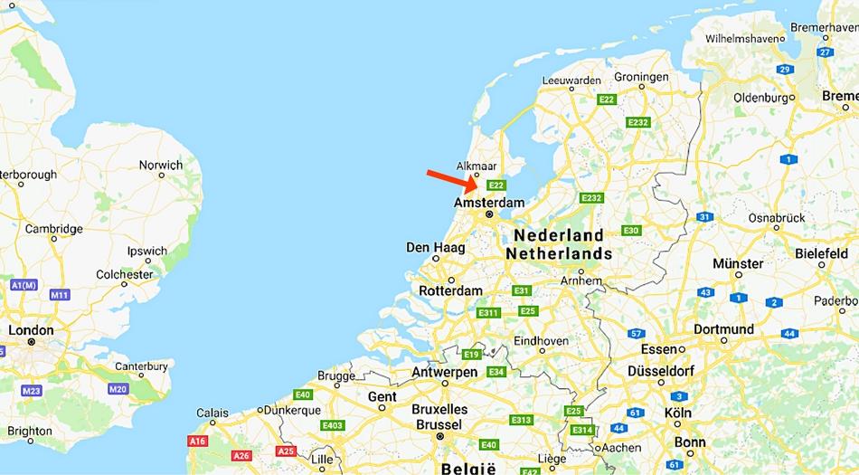Holland, Zaandam