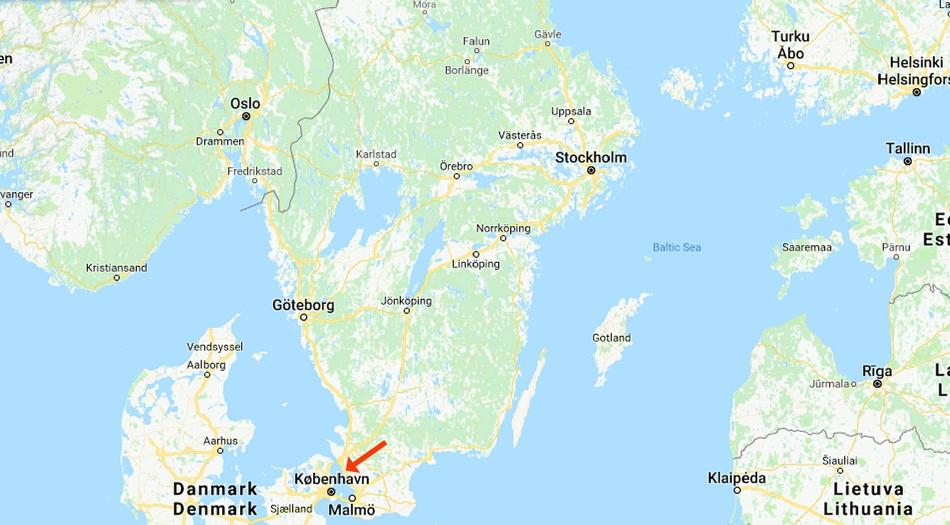 Landskrona, Gammeleksgården