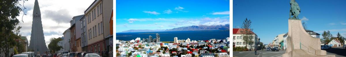Island, Reykjavik