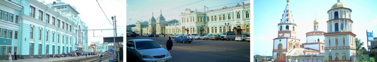 Ryssland, Irkutsk