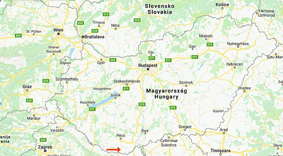 Ungern, Harkany