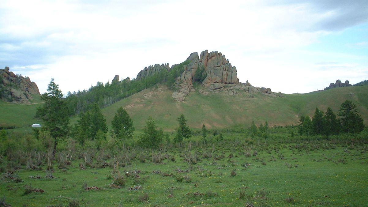 Natur Mongoliet