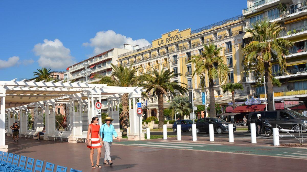 En dag i Nice