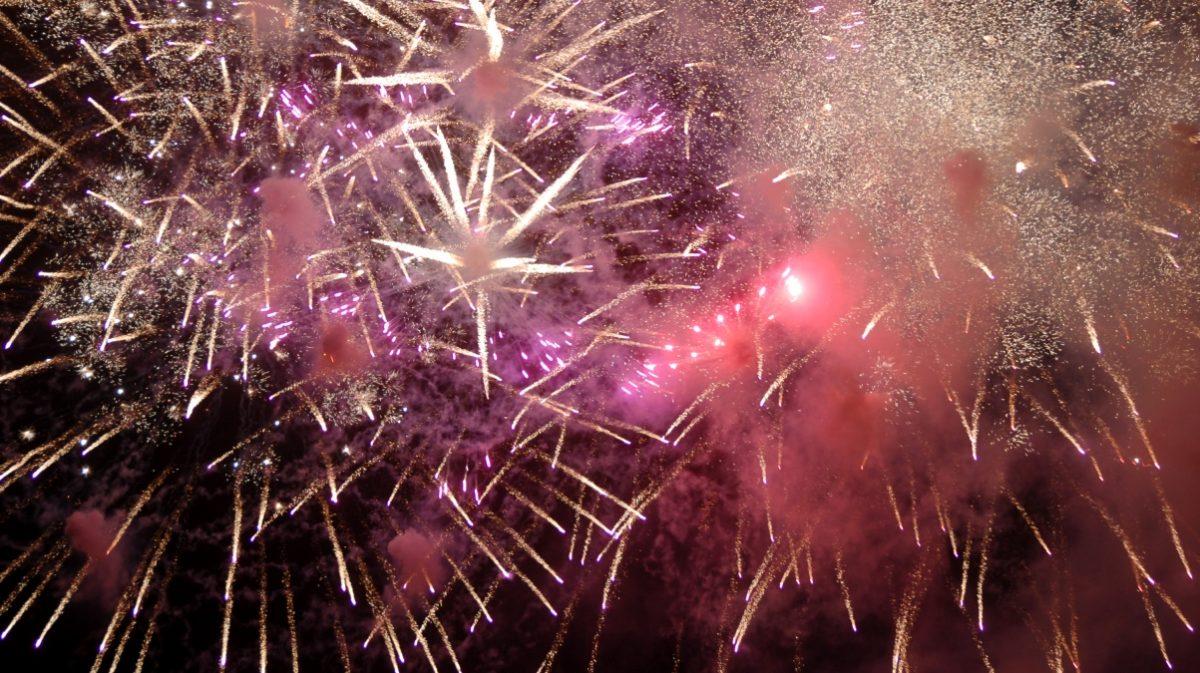 Nit del foc fireworks