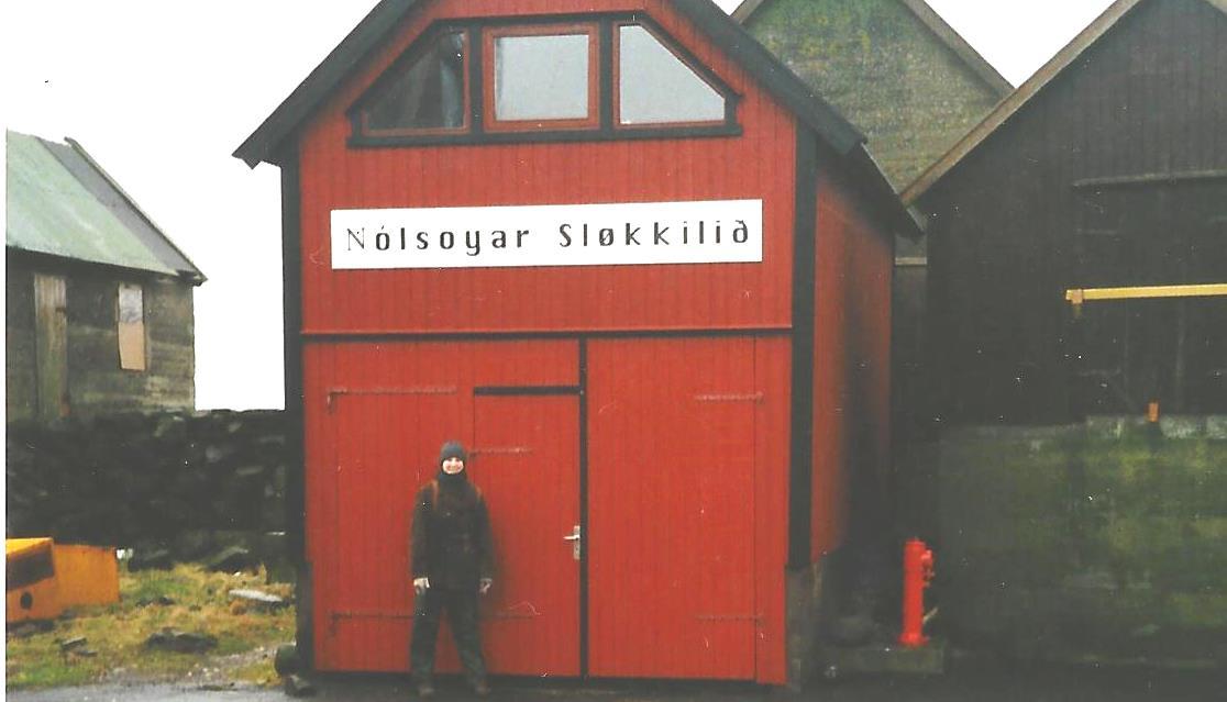 Nolsoy Färöarna