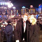 Nyårsafton i Kiev