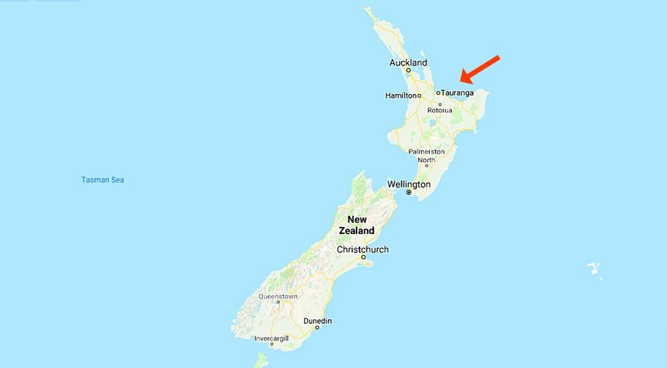 Nya Zeeland, White Island