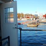 Rundvandring i vår husbåt