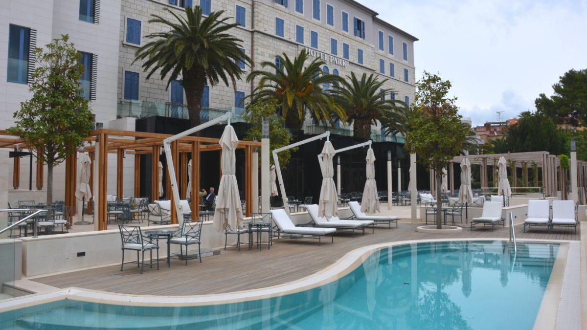Park Hotel i Split