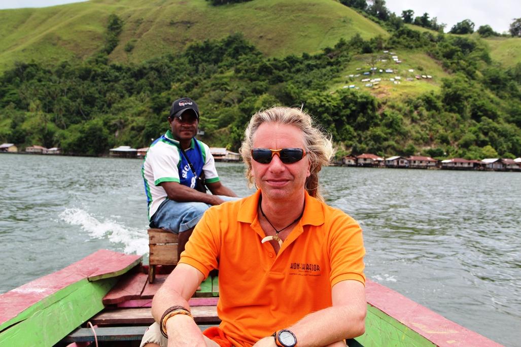 Peter Grip i Papua, Nya Guinea