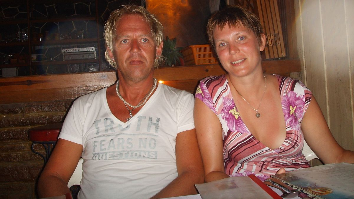 Peter och Helena Thailand