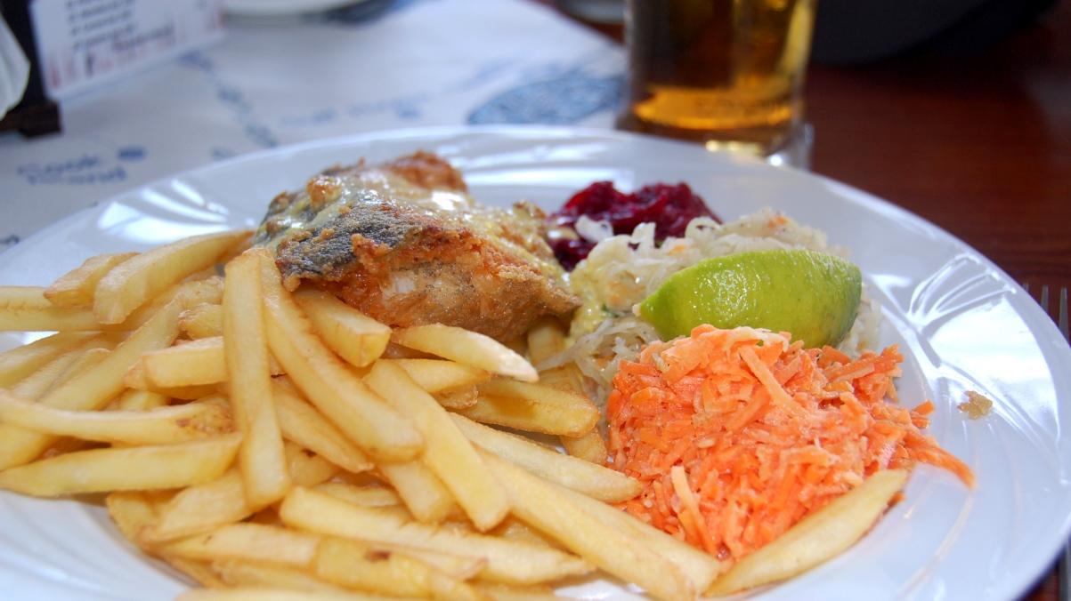 Polsk mat