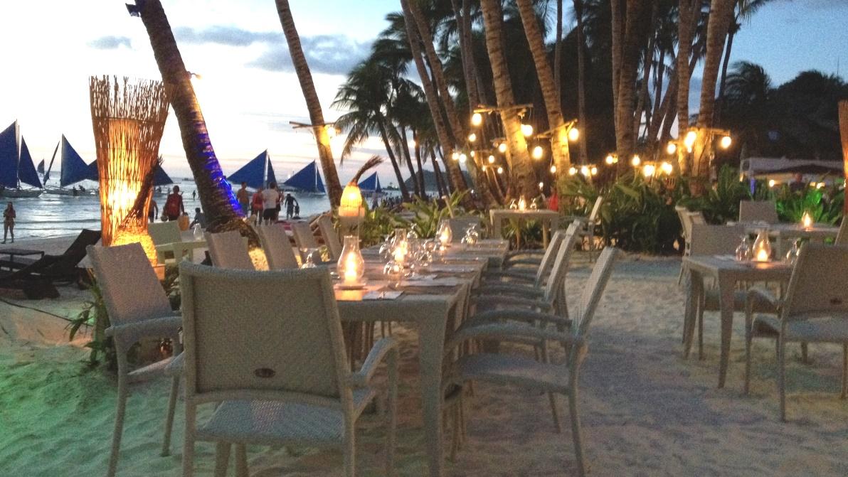 Restaurang Boracay
